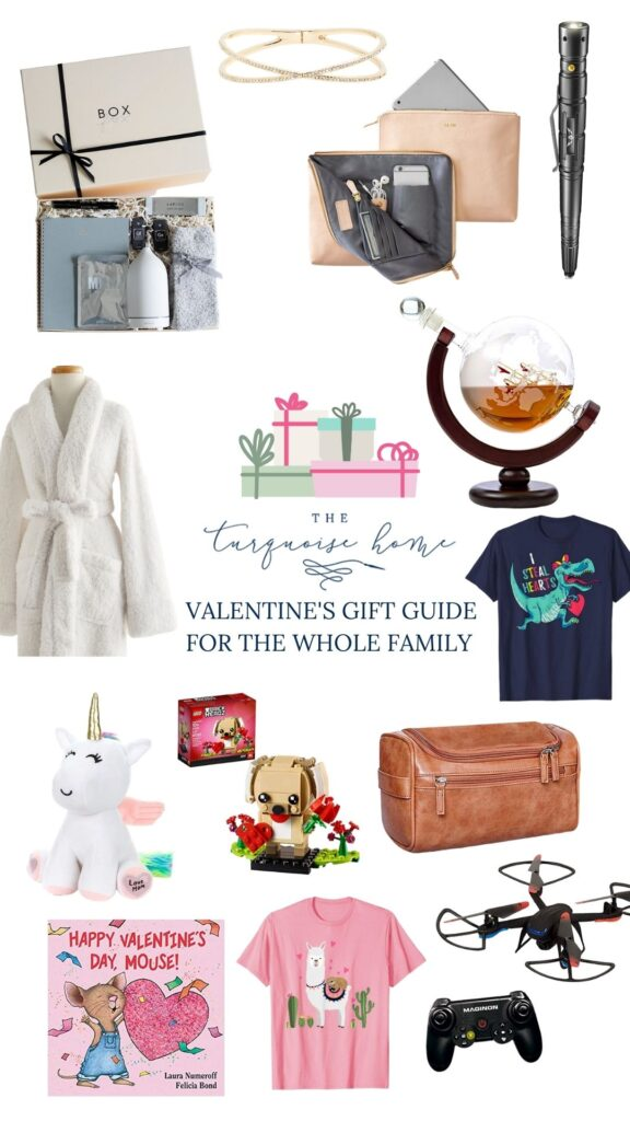 Valentine's Day Gifts for the Whole Family